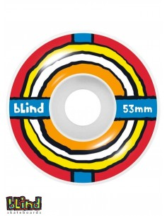BLIND JANKIE WHEELS 53MM