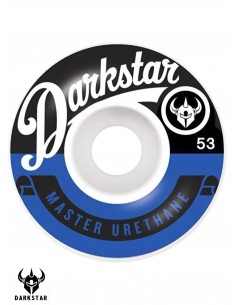 Darkstar Resolve Wheels 53mm