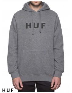 HUF OG Logo Grau