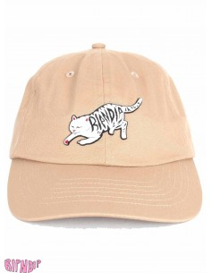 Ripndip Tattoo Nerm Dad Hat Tan