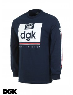 DGK Hustle Club L/S Azul