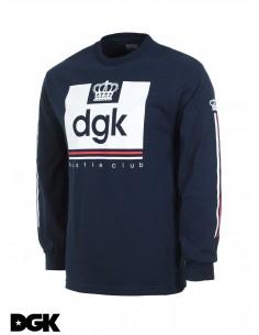 DGK Hustle Club L/S Azul