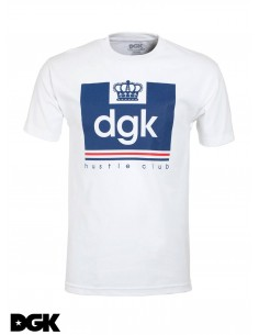 DGK Hustle Club Blanca