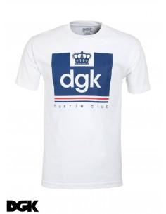 DGK Hustle Club White