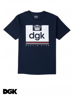 DGK Hustle Club Blau
