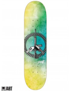 JART Skateboards No War 8.0