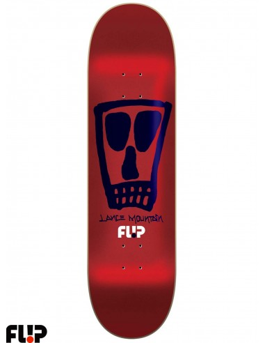 Flip Skateboards Vato Red Foil 8 25