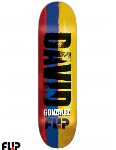"Flip Skateboards International Gonzalez 8.0"""