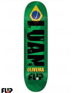 "Flip Skateboards International Oliveira 8.0"""
