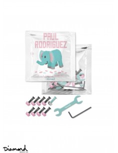 Diamond Supply Paul Rodriguez Hardware