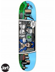 JART Skateboards XD XD XD 8.25