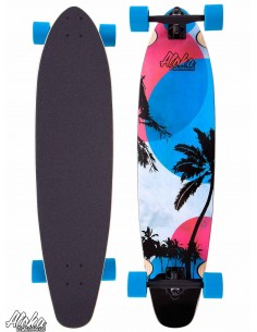 Longboard Aloha Skateboards Calipso