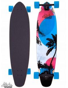 Aloha Skateboards Longboard Calipso