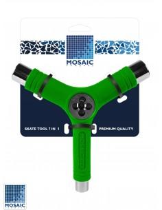 Attrezzi Mosaic Company Y Tool Green
