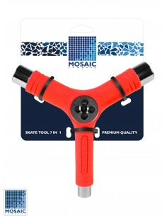 Outil Mosaic Company Y Tool Red