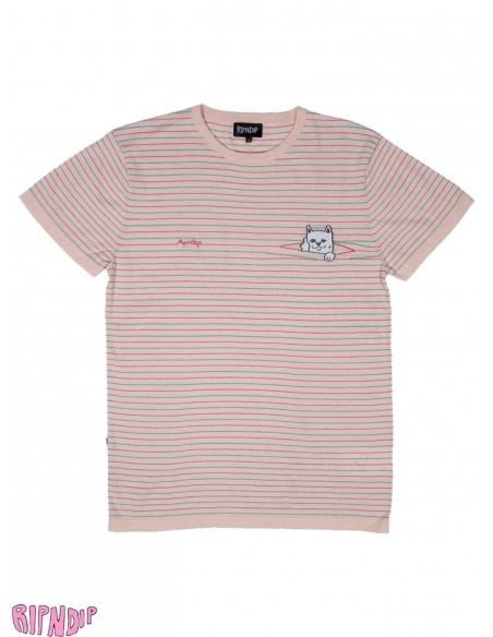 Ripndip Peeking Nermal Knit Rosa