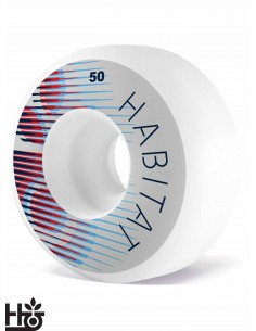 Habitat Skateboards Wreath Logo 50