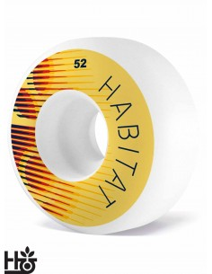 Habitat Skateboards Wreath Logo 52