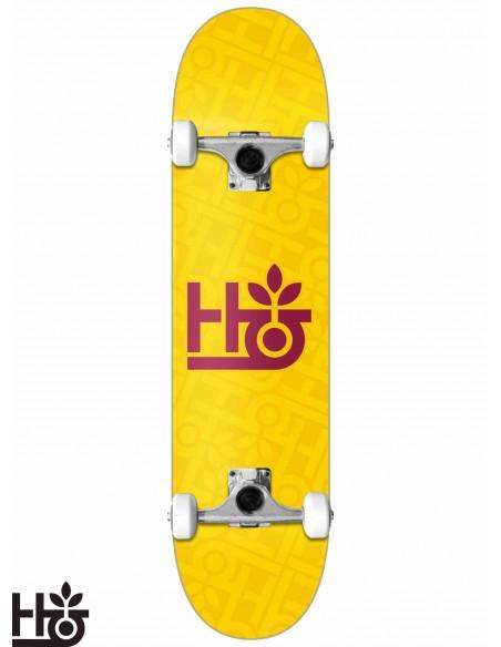 Habitat Skateboards Monopod Embossed 7.87 Complete