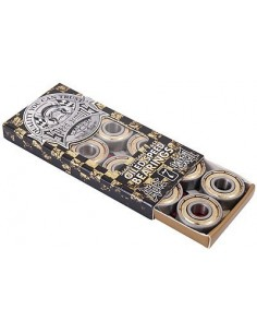 SPEED DEMONS BEARINGS ABEC 5 RED