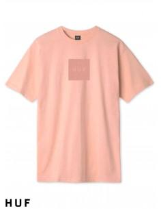 HUF Quake Box Logo Pink