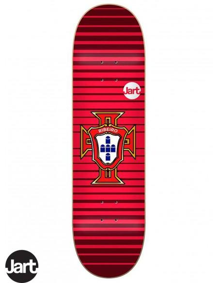 JART Skateboards Cut Of LC Ribeiro 8.00