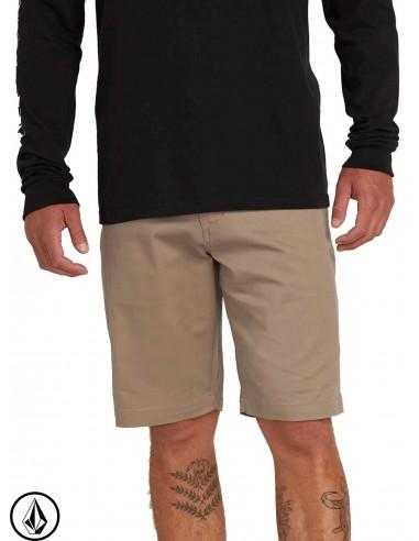 Pantaloncini Frickin Modern Stretch Khaki