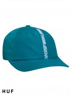HUF OG Logo Curved Visor Hat Black