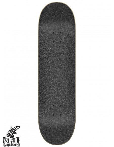 Cruzade Corp 8.25 Complete Skateboard
