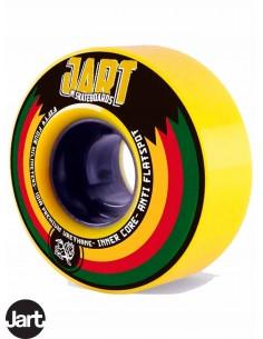 JART Skateboards Kingston 54 Skate Wheels