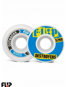 Ruote Skateboard Cutback 52