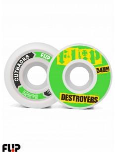 Ruote Skateboard Cutback 54