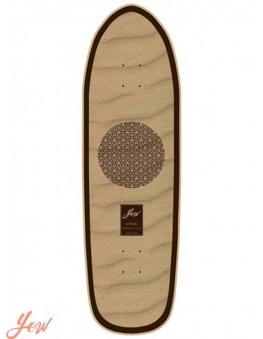 Deck de Surfskate YOW Kontiki 34