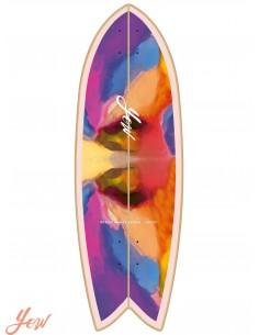 Deck de Surfskate YOW Coxos 31