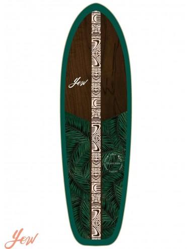 Prancha de Surfskate YOW Teahupoo 34