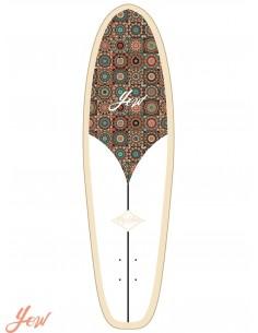 YOW Malibu 36 Surfskate Deck