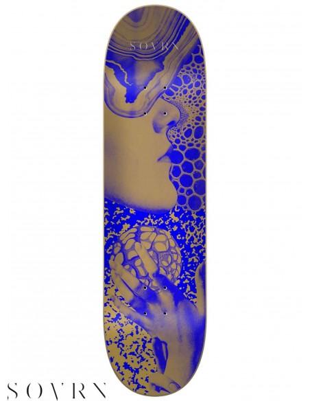 SOVRN Gold Touch 8.25 Skateboard Deck