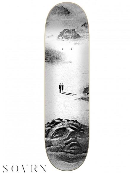 Planche de Skate SOVRN Europe Ozymandias 8.18