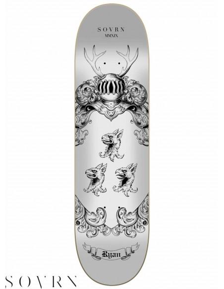 Tavole Skate SOVRN Crest 8.38