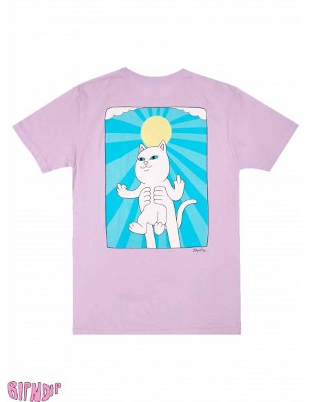 Ripndip Halo Purple T-Shirt