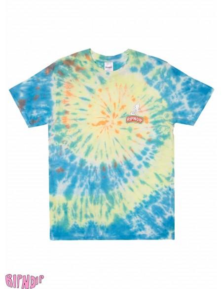 Ripndip Smoking Tie Dye T-Shirt