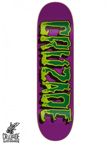 Cruzade Army Label 8.25 Skateboard Deck