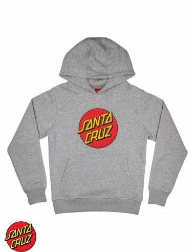 Santa Cruz Classic Dot Grey Jugend...