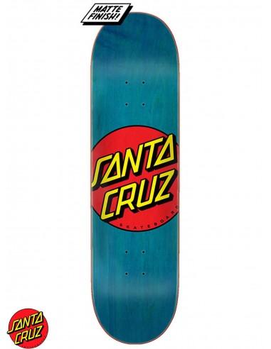 Santa Cruz Classic Dot 8.5 Skateboard...