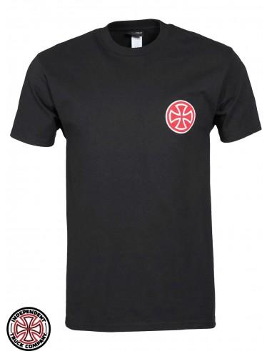 Camiseta Independent Target Black