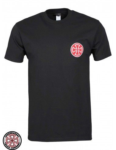 T-Shirt Independent Target Black