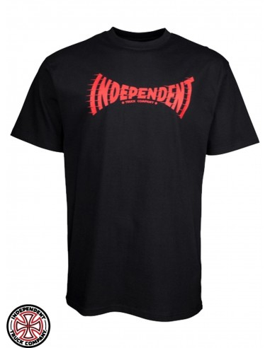 Camiseta Independent Breakneck Black