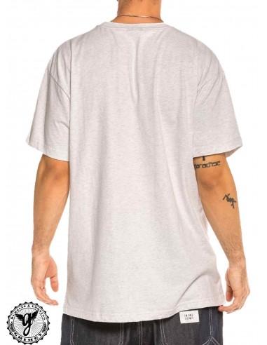 T-Shirt Grimey Oink Sport Grey