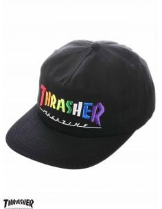 Boné Thrasher Rainbow Mag...
