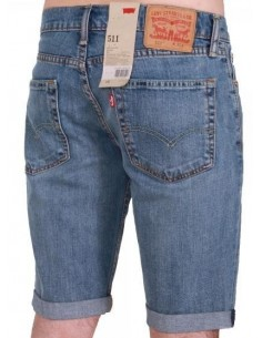 SHORT LEVIS 511 SLIM CUT OFF SHORT YURT